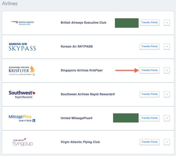 UR Airline Partners SQ