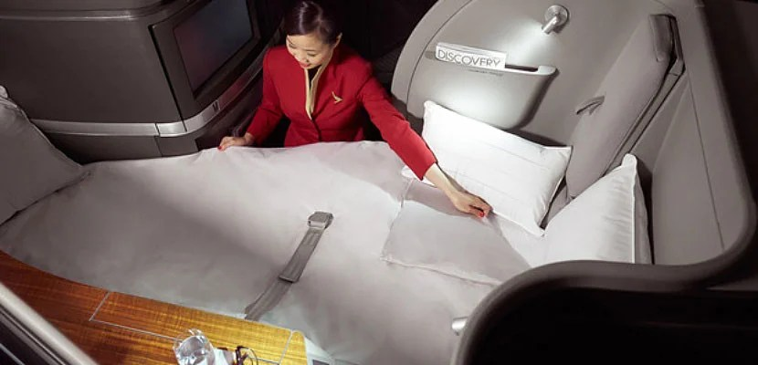First-class Cathay Pacific awards are still a great use of Alaska miles.