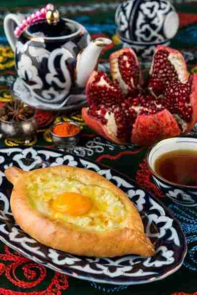 The ubiquitous and delicious katchapuri. Photo courtesy of Shutterstock.