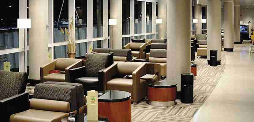 Citi Executive card authorized users can access Admirals Clubs.