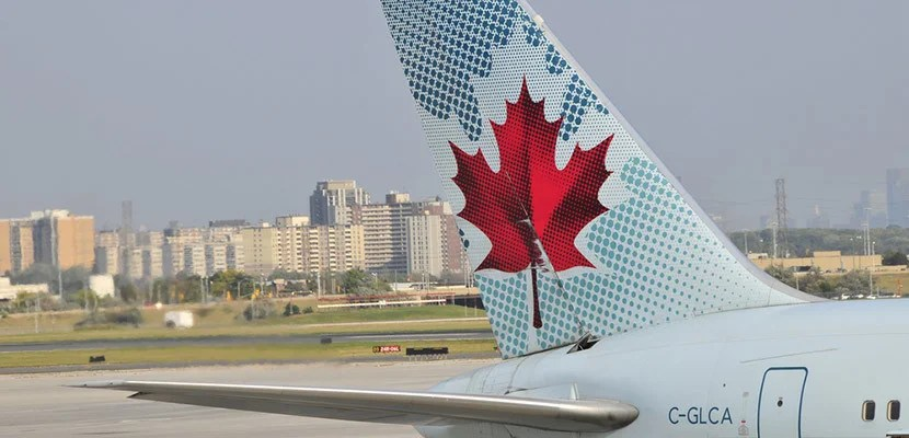 Air Canada now flies to Dubai from Toronto. Image courtesy of Shutterstock.