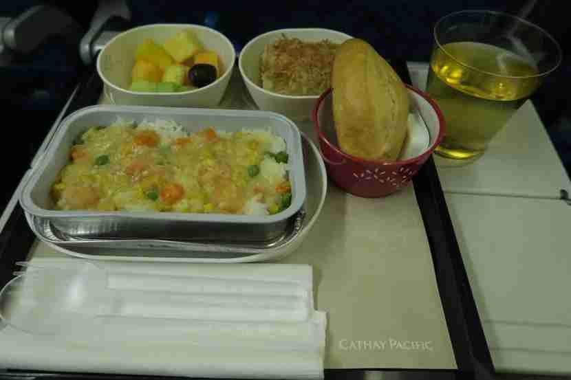 Cathay Pacific 777-300ER Economy JT
