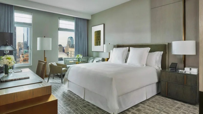 Four Seasons will open a new hotel in NYC's financial district mid-year. Photo courtesy of Four Seasons.