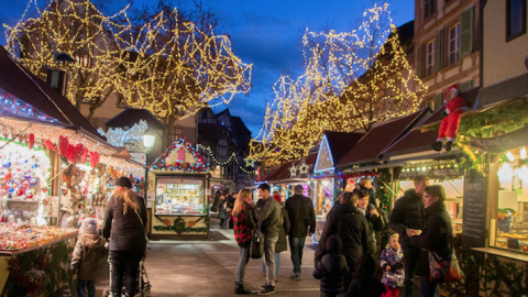 Colmar Christmas Market.6 Reasons Colmar France Is A Must Visit During The Holidays