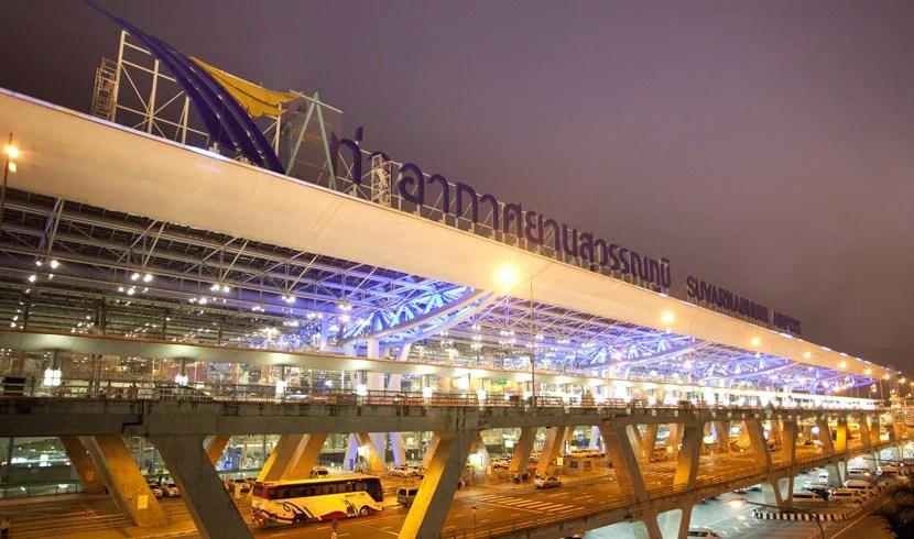Bangkok's Suvarnabhumi Airport (BKK). Image courtesy of Suvarnabhumi Airport.