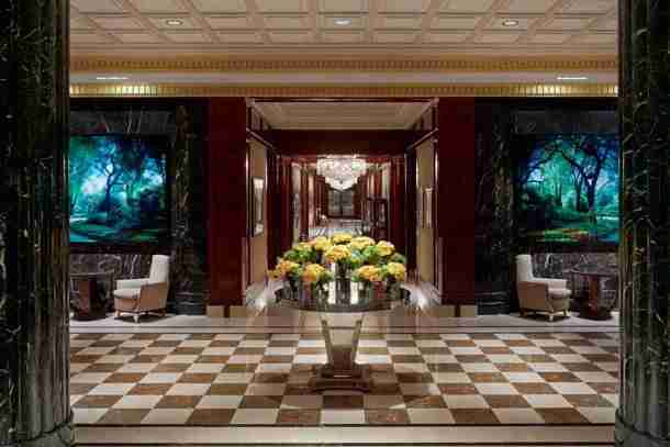 JW Marriott Essex House New York.