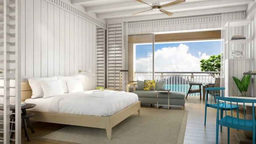 Park Hyatt will open a property on St. Kitt's early in the year. Photo courtesy of Hyatt.
