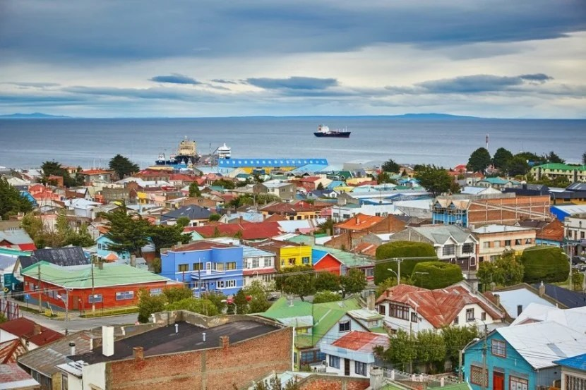 Punta Arenas is the gateway to Tierra del Fuego and Patagonia. Photo courtesy of Shutterstock.