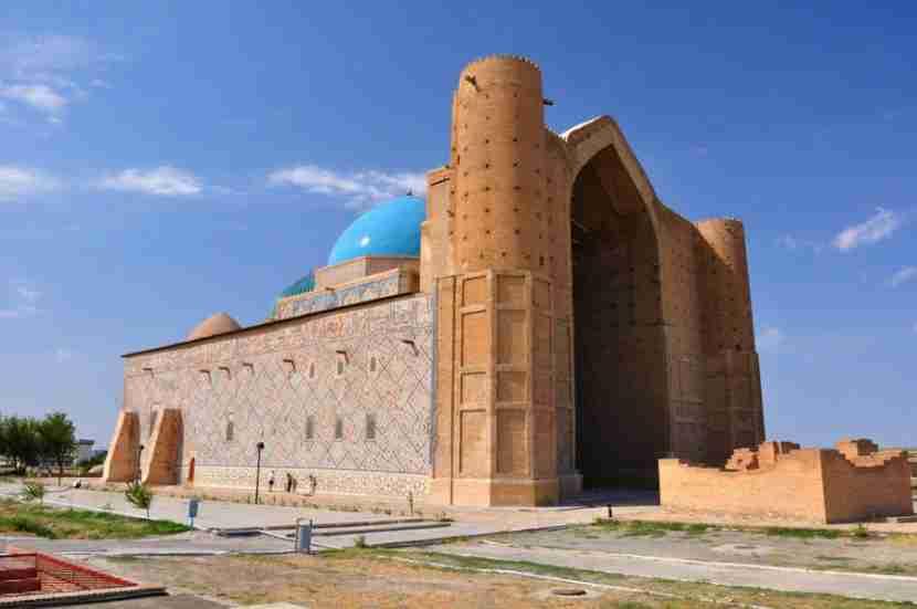 The Mausoleum Photo courtesy of Shutterstock.