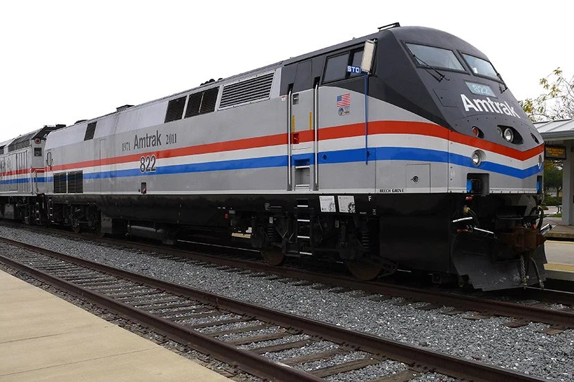 Travelers in the US may be able to add an Amtrak segment to their ticket. Image courtesy of Shutterstock.