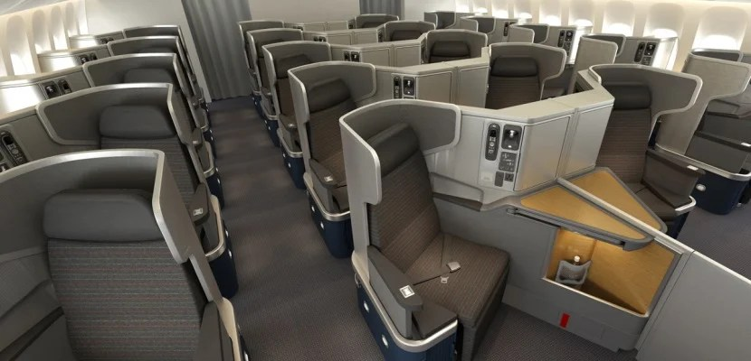 11 Best Airline Business Class Seats For Couples