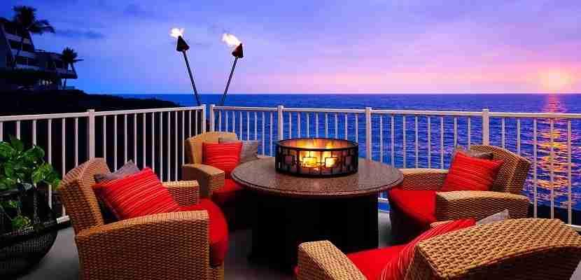 Sheraton Kona Hawaii Starwood SPG ocean bar featured