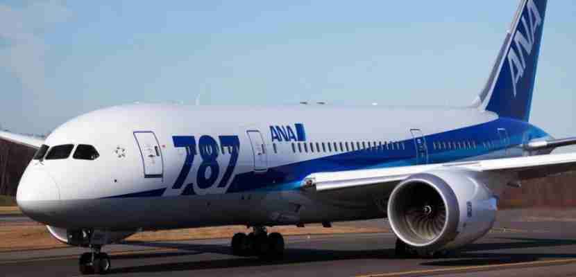 ANA will operate a Dreamliner on its flights between NRT and MEX.