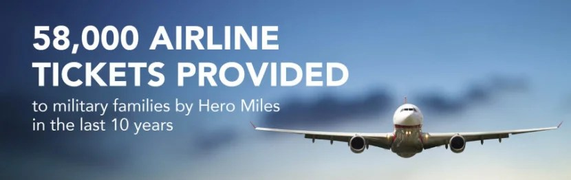 Donating to Hero Miles through the Fisher House can help bring family members to see veterans.