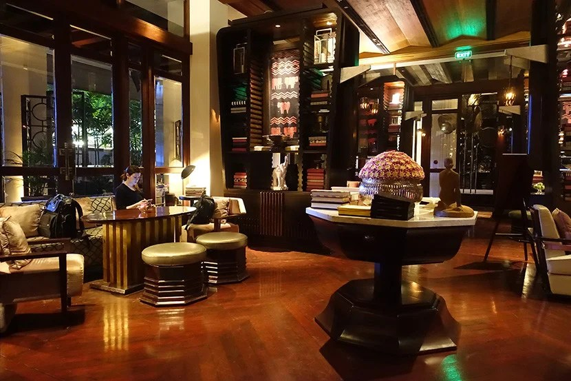 Use your Hyatt free nights to stay at a historic property like the Park Hyatt Siem Reap.