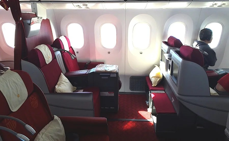 Deal Alert: Los Angeles to China in Business Class for $1,609 Round-Trip