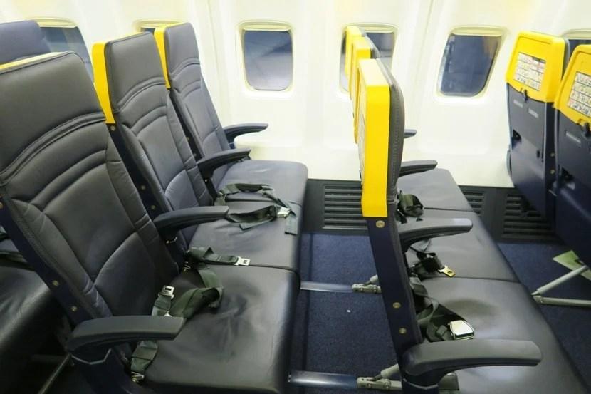 I feel like I have already experienced bench seats on Ryanair!