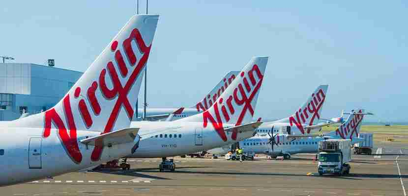 Hop around Australia any beyond on Etihad partner Virgin Australia for a reasonable amount of miles.
