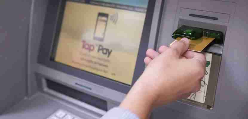 You could soon withdraw money without a debt card.