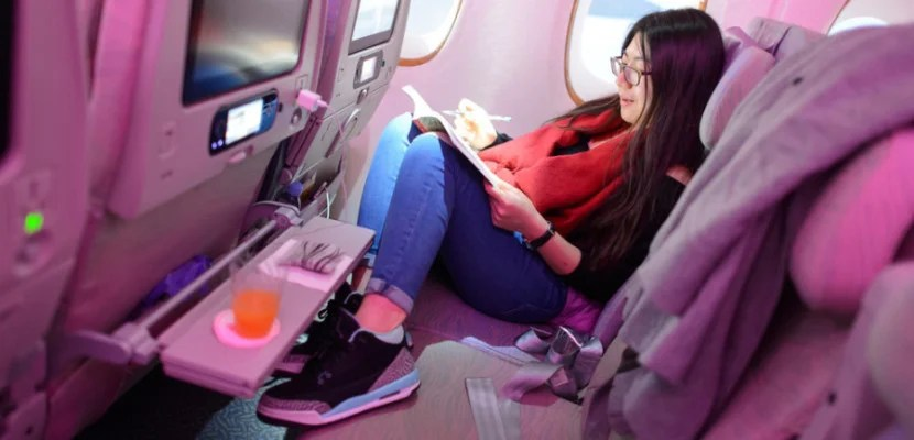 These tips could help you get an empty middle seat on your next flight.