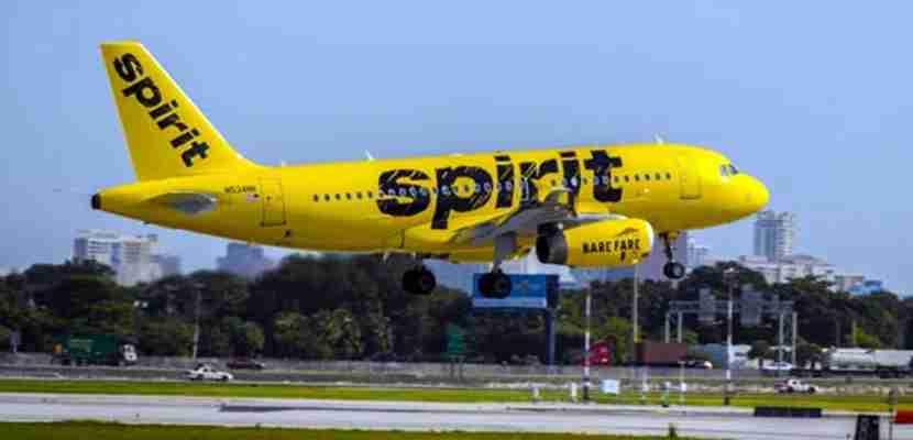 Spirit is offering
