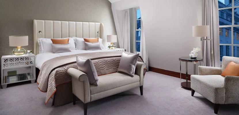 Rates at the Conrad London St. James start at $265 per night.