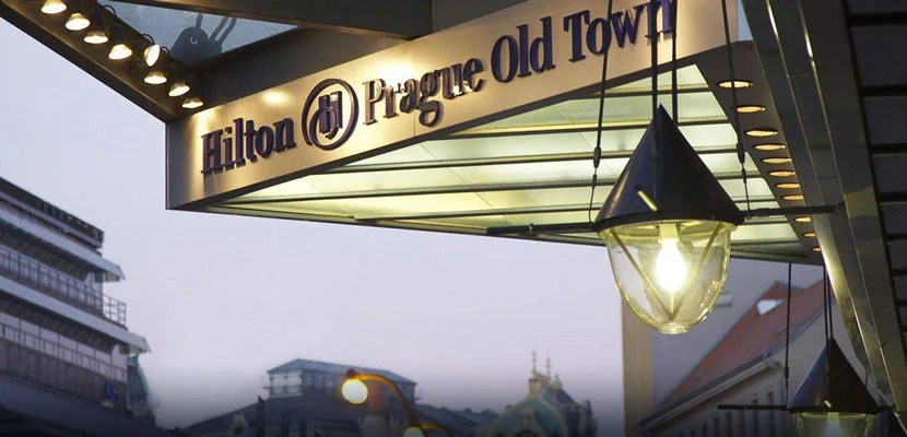 Book a stay at the Hilton Prague Old Town from $97 per night.