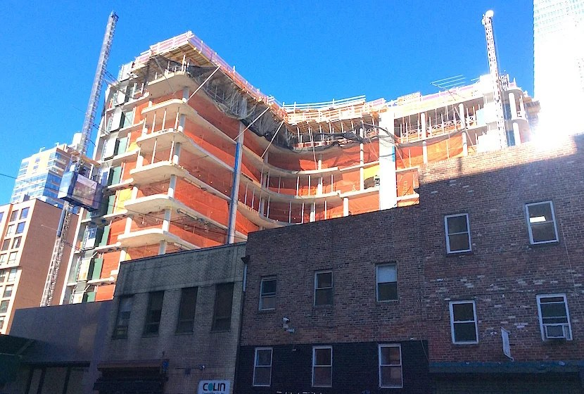Just be aware of the construction site across the street if you get a front-facing room.