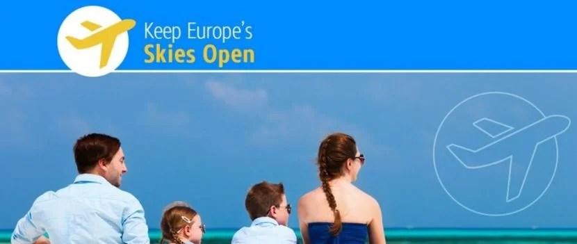 Keep Europe Skies Open