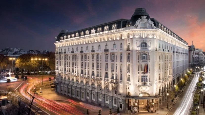 The Westin Palace Madrid is a TPG favorite. Photo courtesy of hotel.