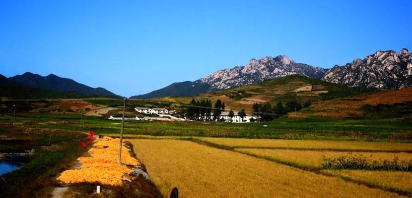 Landscape of North Korea