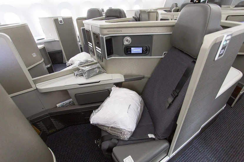 Buying miles during this promotion could make sense for a business class redemption.