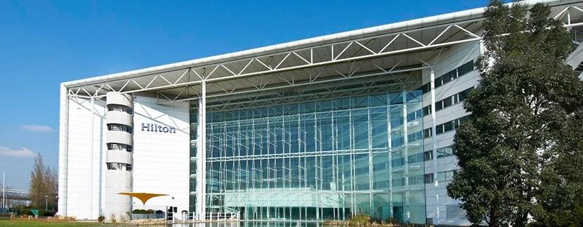 The Hilton London Heathrow Airport,