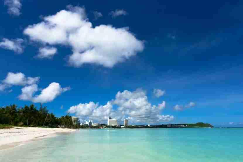Want to visit Guam? It