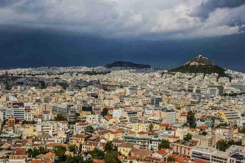 """Fly nonstop to Athens from New York, Philadelphia, Toronto and Montreal. Image courtesy of <a href=""""http://Juan Salmoral"""" target=""""_blank"""">Juan Salmoral via Flickr</a>."""