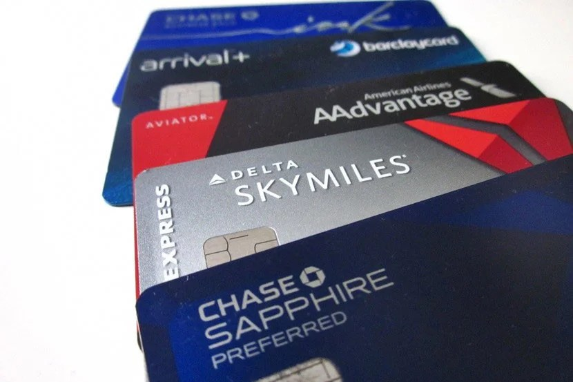 Make sure to rack up plenty of points and miles from credit card bonuses.