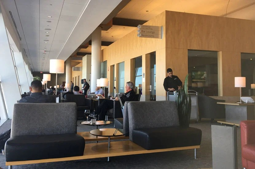 The Admirals Club at