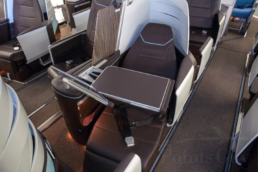 Tour Hawaiian Airlines New Lie Flat A330 Business Class