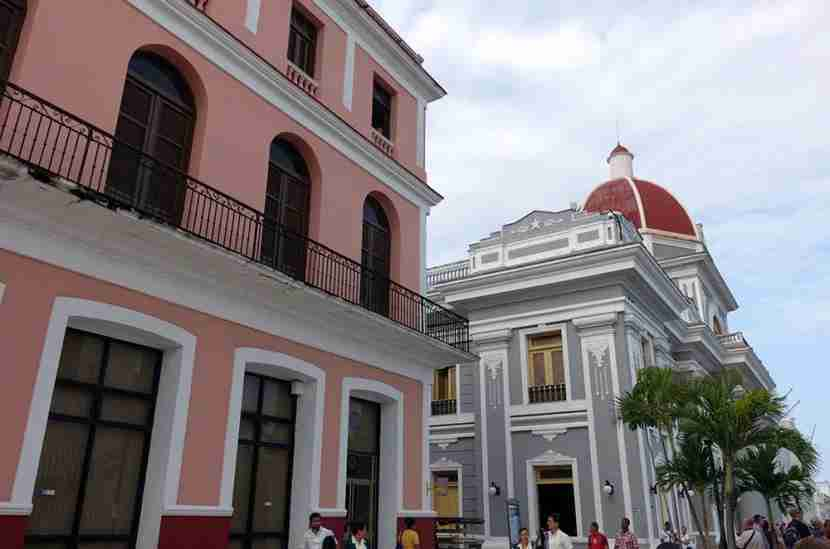I thoroughly enjoyed our half-day tour of beautiful Cienfuegos and wish we could have stayed longer!