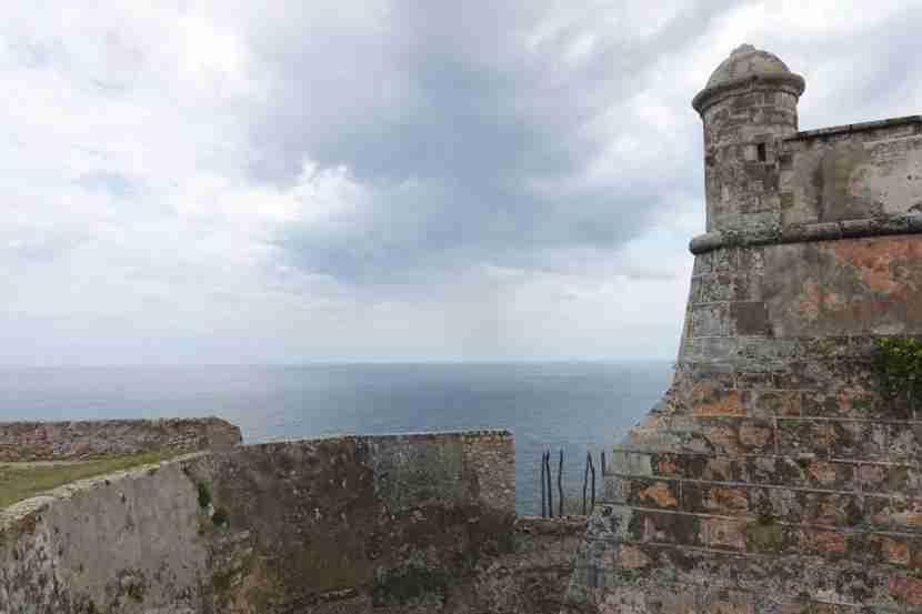 Castillo de San Pedro de la Roca in Santiago de Cuba.