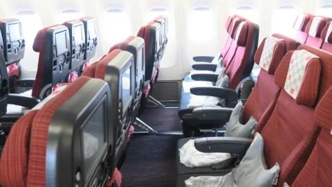 Review Jal 777 300er Economy Nrt To Ord