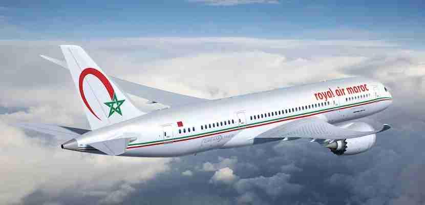Fly Royal Air Maroc