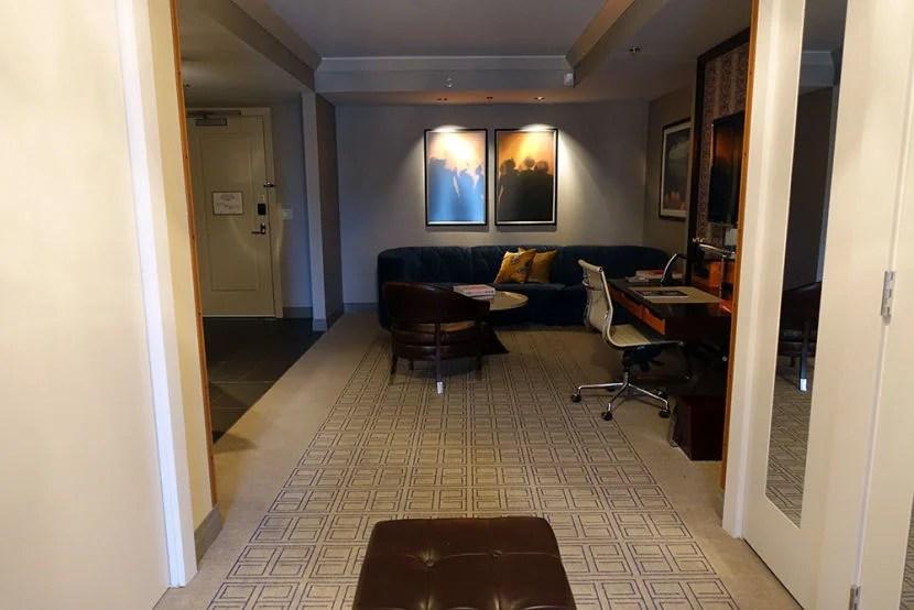 Enjoyable Review The Cosmopolitan Of Las Vegas Terrace One Bedroom Interior Design Ideas Tzicisoteloinfo
