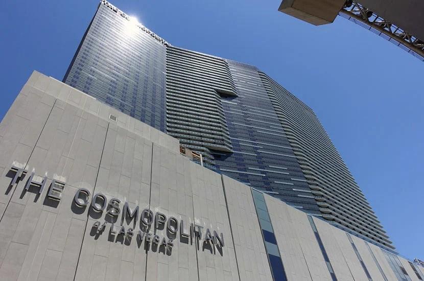 Cosmopolitan Las Vegas Terrace One Bedroom review: the cosmopolitan of las vegas — terrace one bedroom