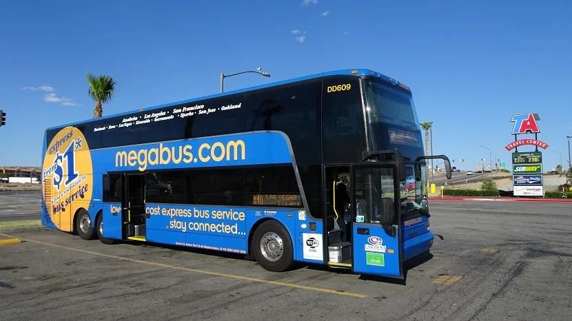 Review: Megabus — Las Vegas to Los Angeles