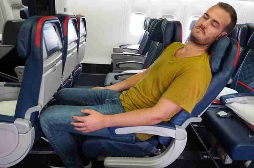 Comfort+ seats are the same as economy but with more legroom and recline.