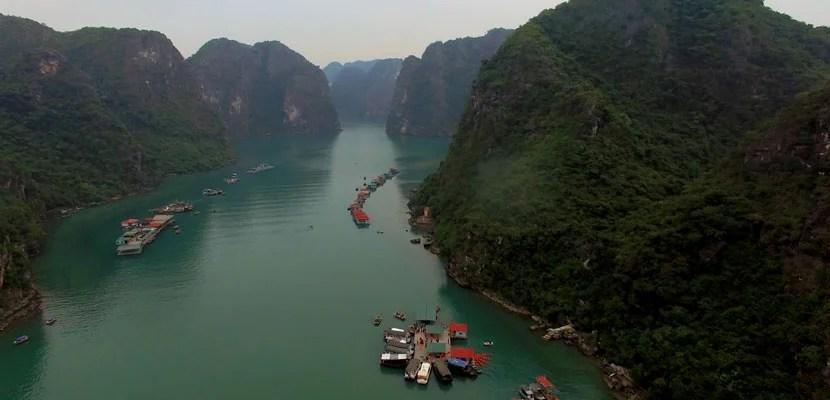 TPGtv Episode 17: Cruising Around Ha Long Bay's 2,000 Islands in Vietnam