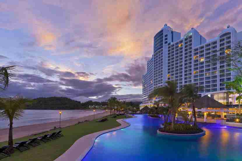 Catch views over the Pacific at The Westin Playa Bonita near Panama City. Image courtesy of the hotel.