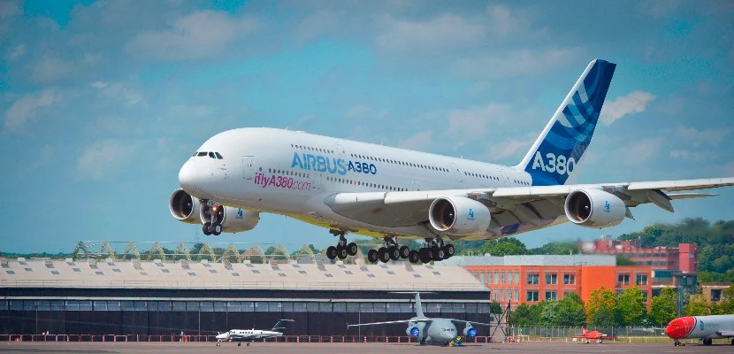 New Airbus Site Helps You Easily Find A380 Flights