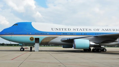 Boeing Trump Reach Deal For Two New Air Force One Aircraft